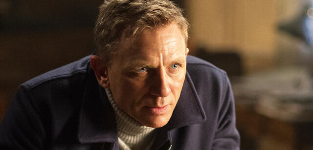 James Bond in Form von Daniel Craig