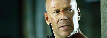 Bruce Willis in Stirb langsam 4