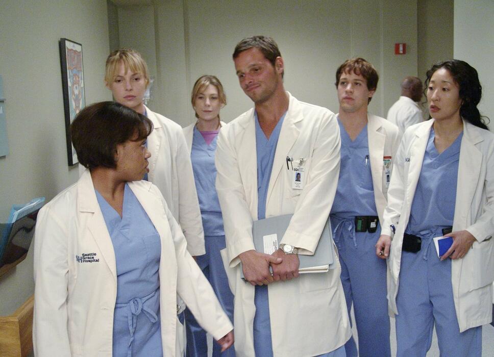 Grey\'s Anatomy - Staffel 1   Bild 10 von 16   moviepilot.de
