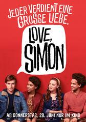 Bildergebnis für love simon poster