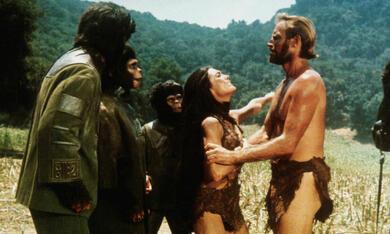 Planet der Affen mit Charlton Heston und Kim Hunter - Bild 1