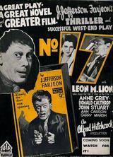 Nummer Siebzehn - Poster