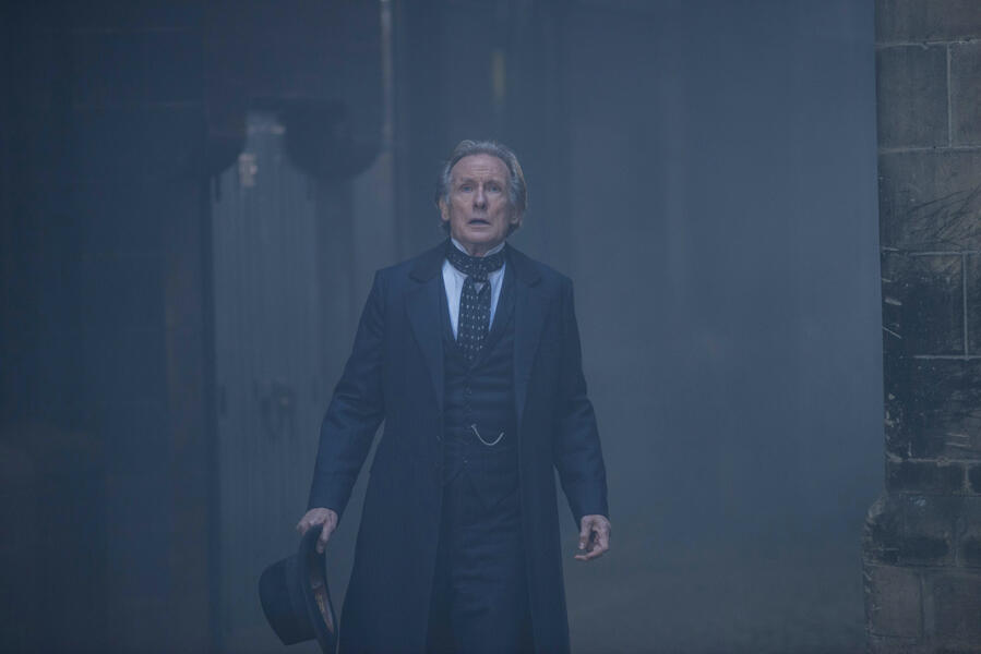 The Limehouse Golem mit Bill Nighy