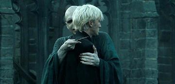 Harry Potter 7.2: Voldemort umarmt Draco Malfoy