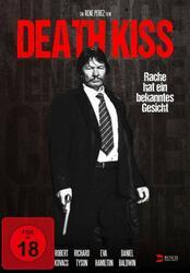 Death Kiss Poster