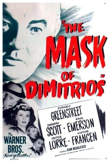 Die Maske des Dimitrios