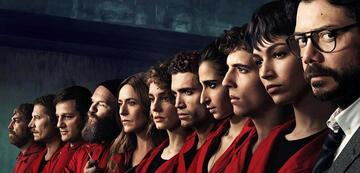 Haus des Geldes: Die Bande des Professors in Staffel 3