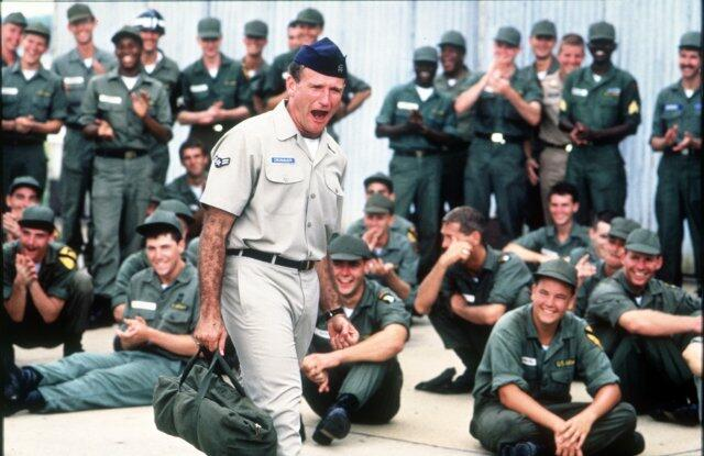 Good Morning, Vietnam mit Robin Williams