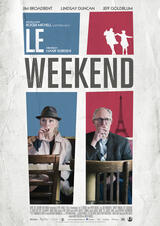 Le weekend - Poster