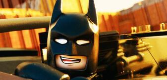 Der eigentliche Star von The Lego Movie: Batman