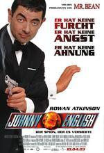 Johnny English - Der Spion, der es versiebte Poster