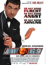 Johnny English - Der Spion, der es versiebte - Poster