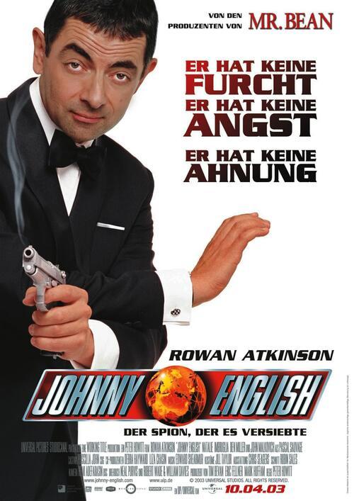 Johnny English Der Spion Der Es Versiebte Film 2003 Moviepilot De