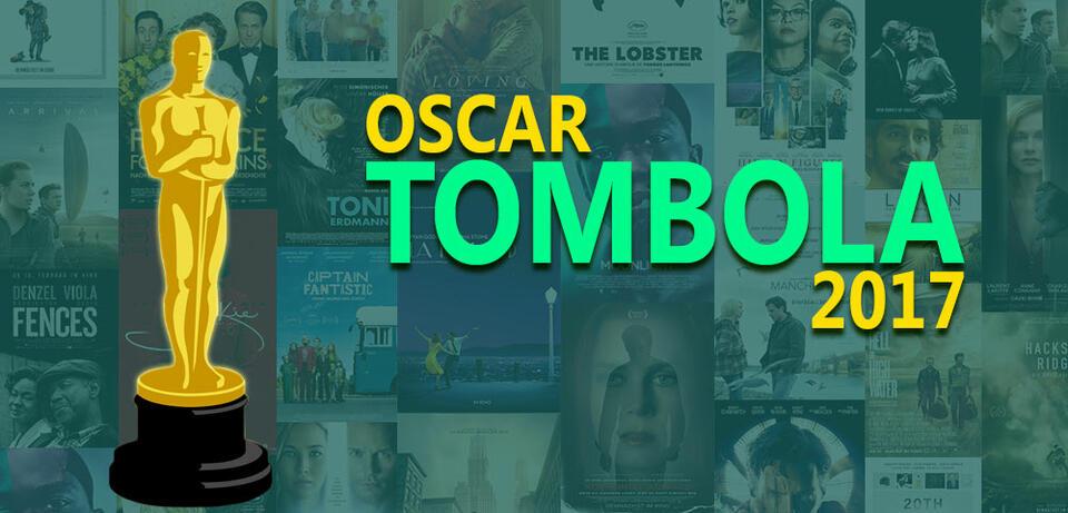 Oscar-Tombola 2017