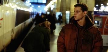 Bild zu:  Matt Damon in Die Bourne Identität