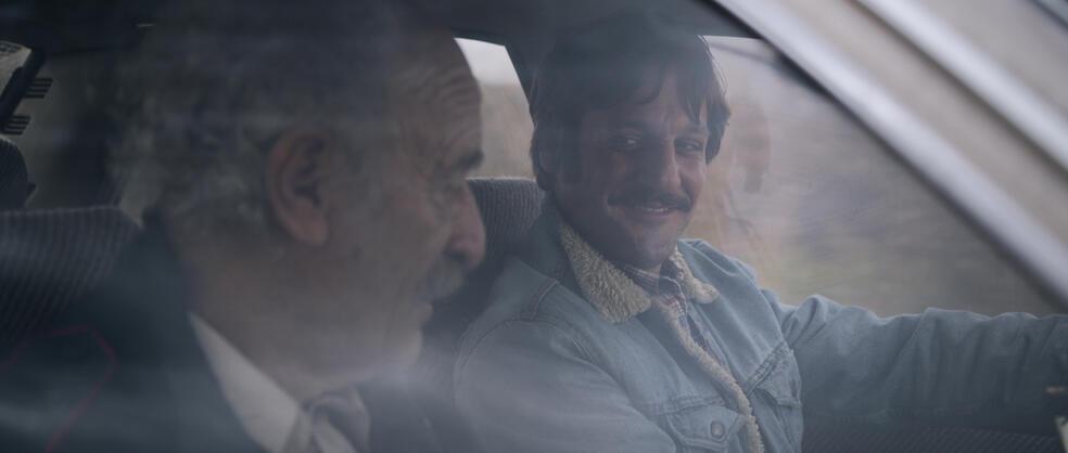 Camino a La Paz mit Rodrigo De la Serna und Ernesto Suarez