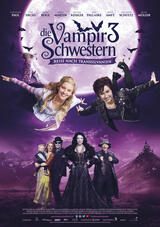 Die Vampirschwestern 3 - Reise nach Transsilvanien - Poster