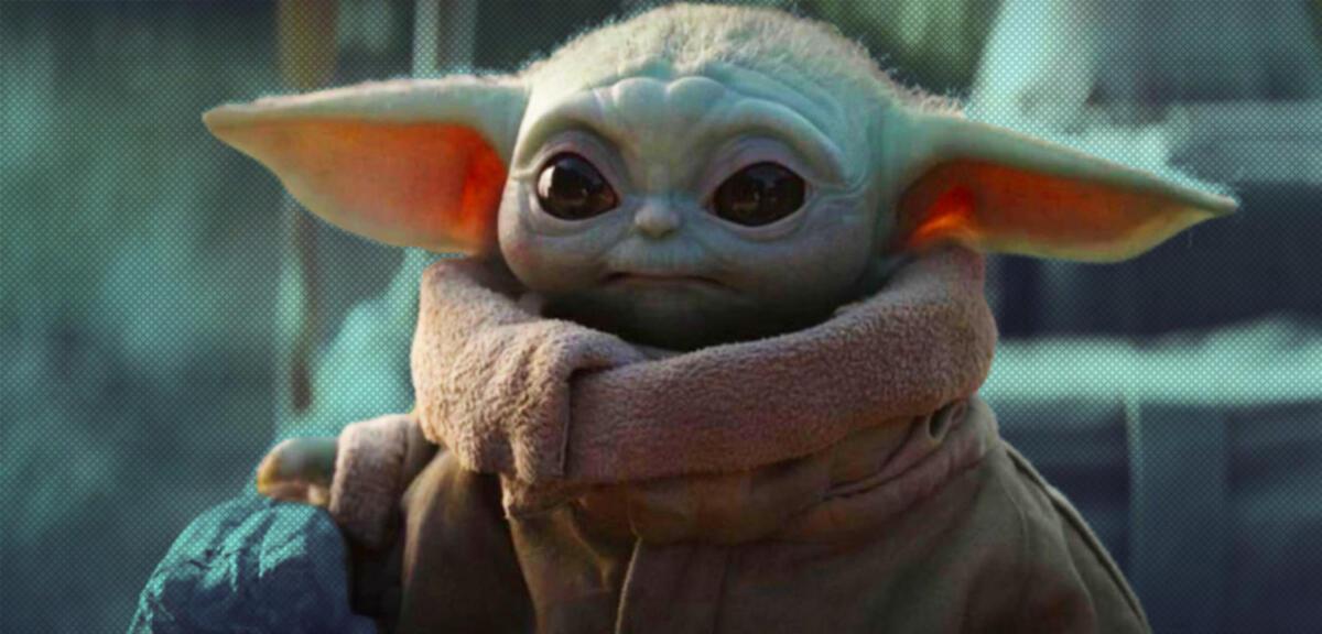 Wo Kommt Baby Yoda Vor