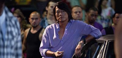 Sung Kang in Fast & Furious Five