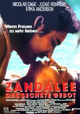Zandalee - Das sechste Gebot - Poster