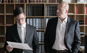 Der Richter mit Heino Ferch und Sebastian Urzendowsky - Bild 5