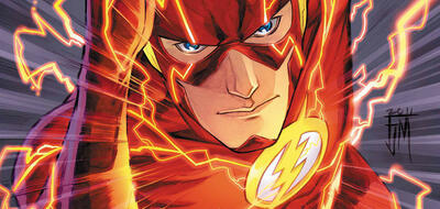 The Flash startet durch