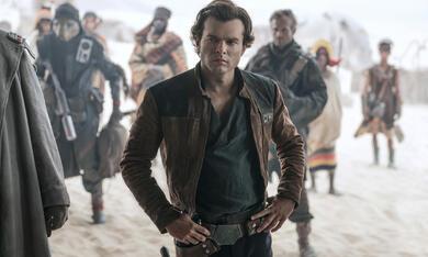 Solo: A Star Wars Story mit Alden Ehrenreich - Bild 1