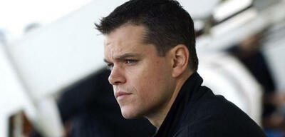 Matt Damon in Die Bourne Identität