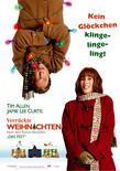 Verrueckte weihnachten poster