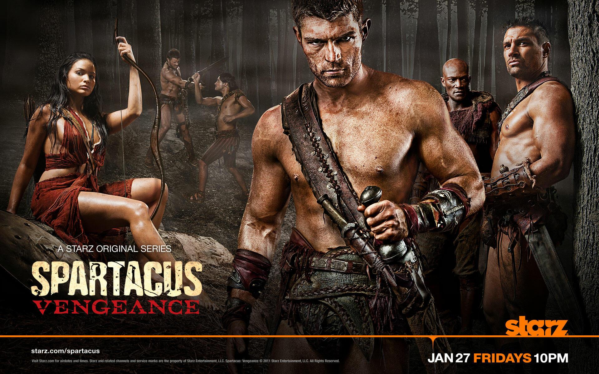 Spartacus 2 Staffel