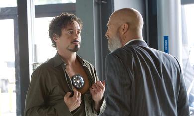 Iron Man mit Robert Downey Jr. und Jeff Bridges - Bild 5
