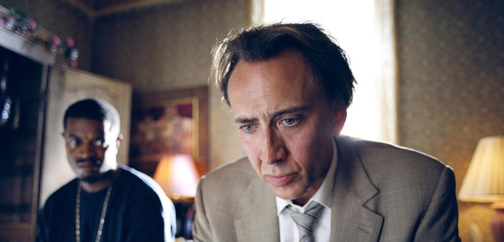 Nicolas Cage in Bad Lieutnant