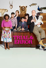 Trial & Error - Poster