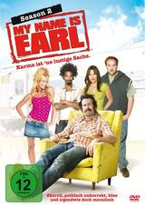 My Name Is Earl - Staffel 2 - Poster