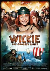 Wickie auf großer Fahrt - Poster