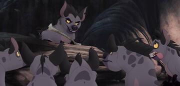 Kennen wir nicht, aber irgendwie doch: Die Hyänen in The Lion Guard