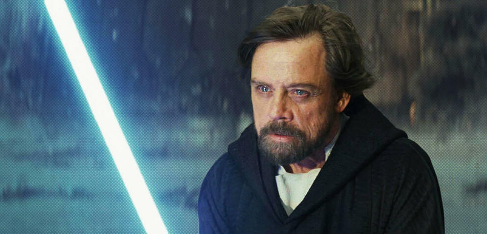Luke Skywalker in Star Wars 8: Die letzten Jedi