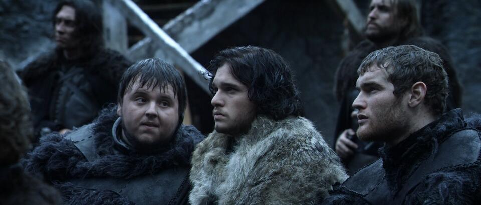 Game of Thrones - Staffel 1 mit Kit Harington, John Bradley und Mark Stanley