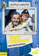 Pippi außer Rand und Band - Poster
