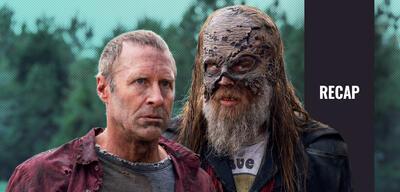 The Walking Dead - Staffel 10, Folge 14: Abschiede