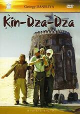 Kin-dza-dza! - Poster