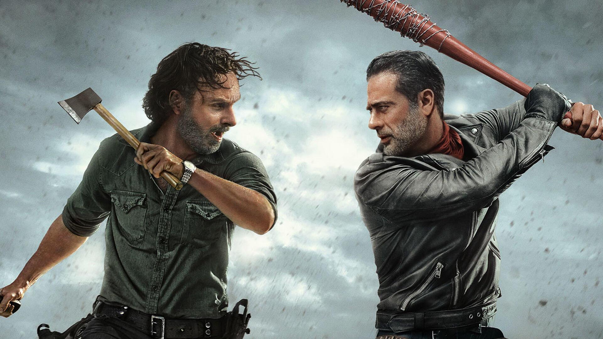 The Walking Dead Staffeln 8