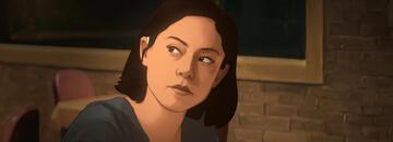 Alma (Rosa Salazar) ist die Hauptfigur von Undone.