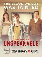 Unspeakable - Poster
