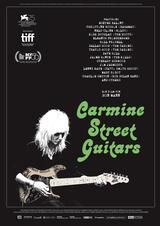 Carmine Street Guitars - Poster