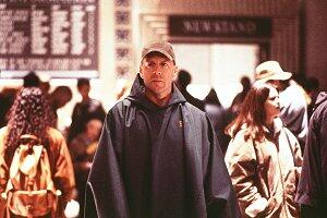 Unbreakable - Unzerbrechlich mit Bruce Willis
