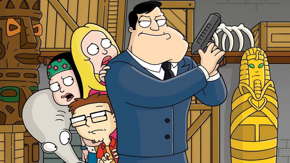 American Dad Staffel 10