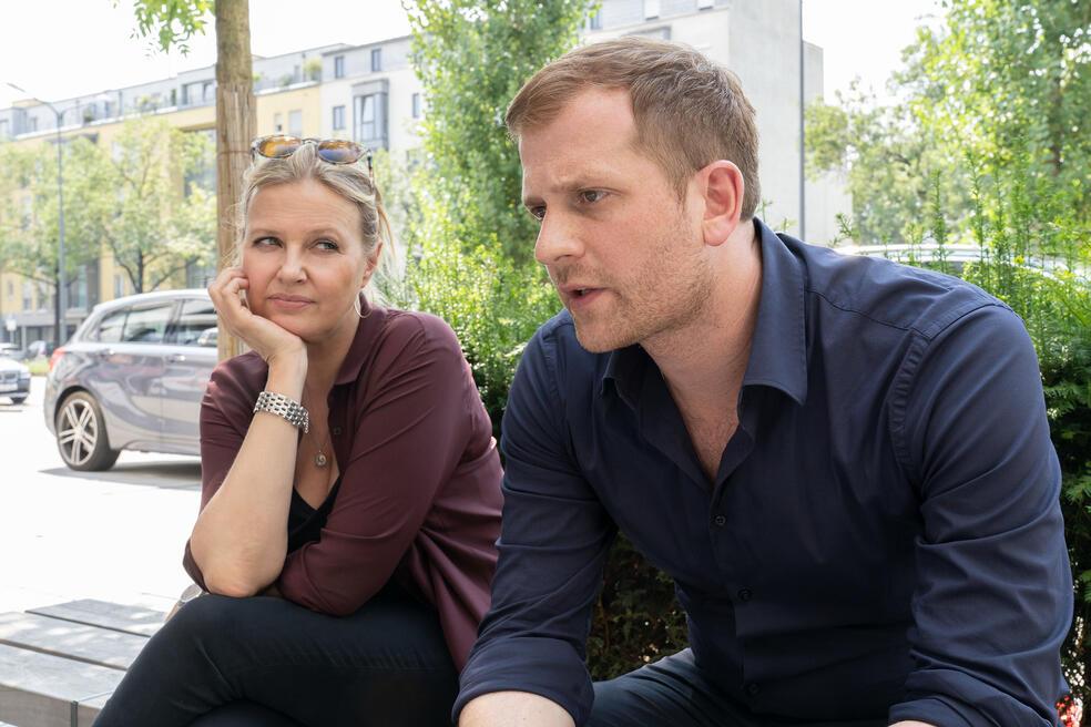 Die Chefin: Schöner Schein mit Katharina Böhm und Christoph Schechinger