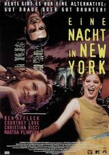 Eine Nacht in New York - Poster