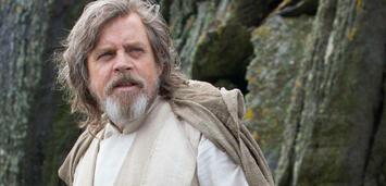 Bild zu:  Mark Hamill als Luke Skywalker in Star Wars 8